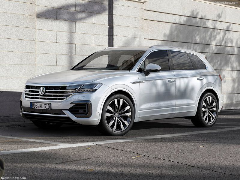 volkswagen touareg 2018. Black Bedroom Furniture Sets. Home Design Ideas