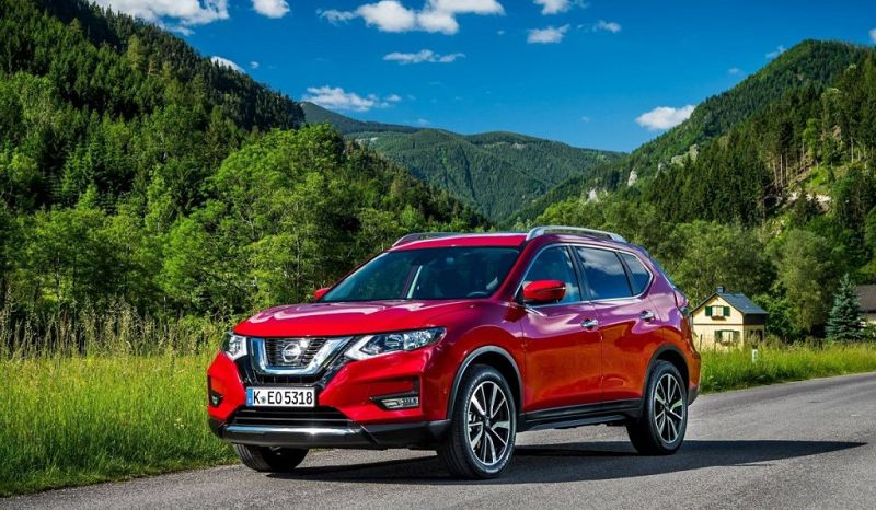 nouveau nissan x trail 2018 essai vid o nissan x trail 2018 sur pilote automatique nissan x. Black Bedroom Furniture Sets. Home Design Ideas