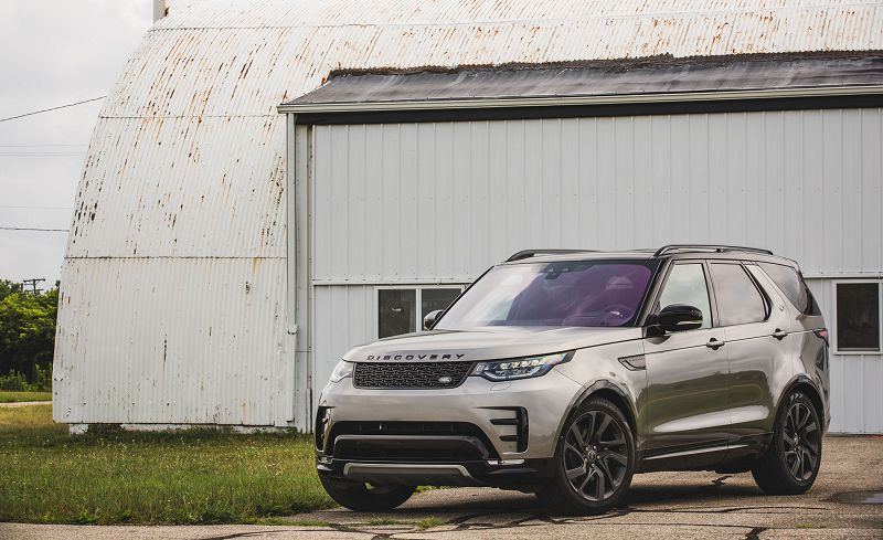 Land Rover Discovery 5 2018
