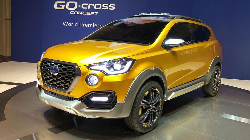 Datsun GO-Cross 2018