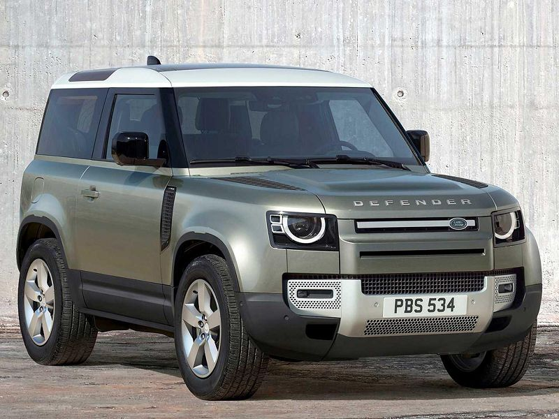 Land Rover Defender 2019: фото, цена, комплектации, старт ...