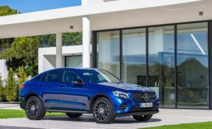 Mercedes GLC Coupe 2018