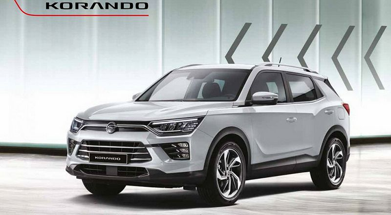 SsangYong Actyon 2019