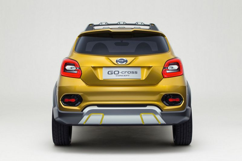 Datsun GO-Cross 2019