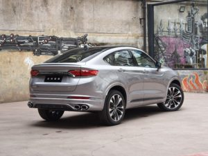Geely FY11 2019