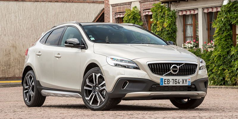 Volvo V40 Cross 2019