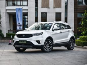 Ford Territory 2019