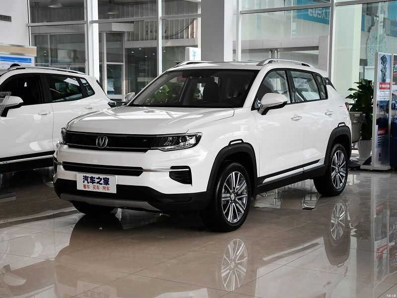 Changan CS35 Plus 2019
