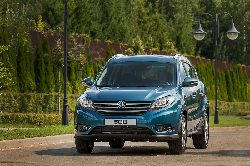 Dongfeng 580 2019