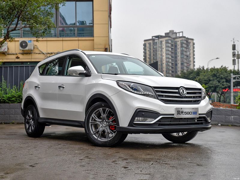 Dongfeng 580 2020