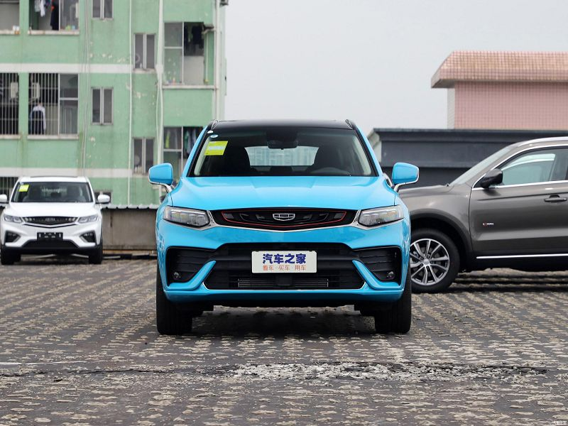 Geely FY11 2021