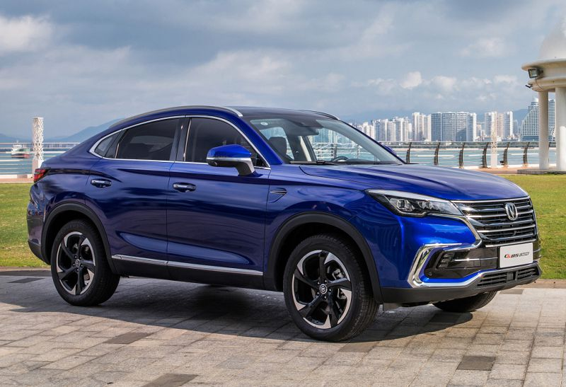 Changan CS85 Coupe 2021