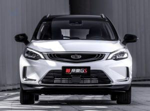 Geely GS 2021