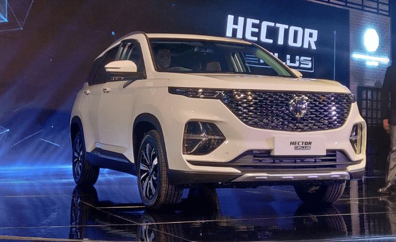 MG Hector Plus 2021