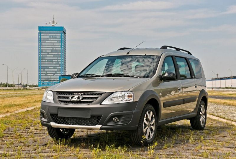 Lada Largus Cross Quest 2021
