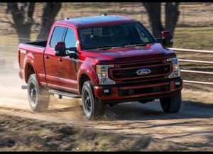 Ford Super Duty 2021