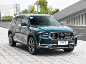 Geely Xingyue L 2021